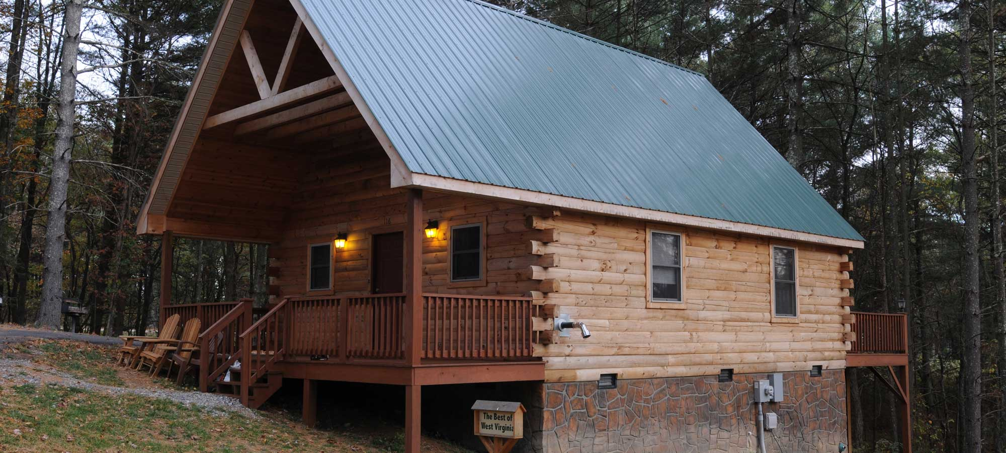 Best Of West Virginia 2 Br The Cabins At Pine Haven