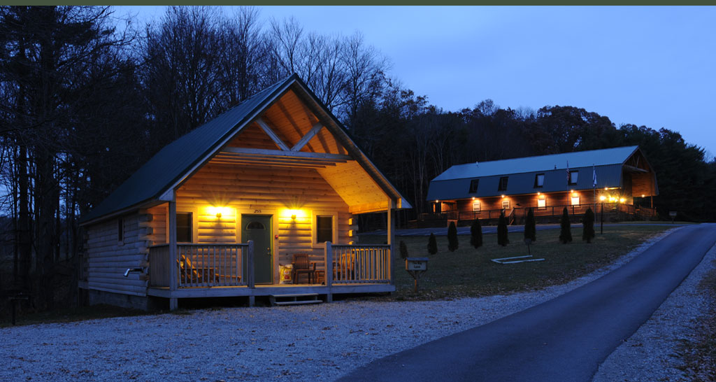Cabins at Pine Haven | Cabin Lodging near Beckley West Virginia
